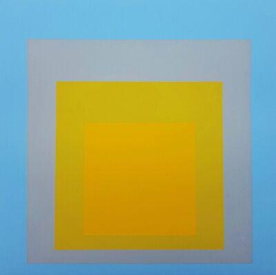 Josef Albers, 'Wide Light', 1962