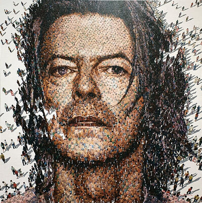 Syaiful Rachman, 'David Bowie', 2020