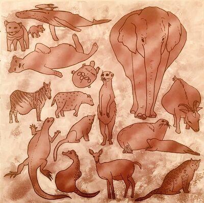 Libbet Loughnan, 'Makers of Wild', 2020