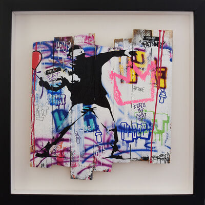 FAT, 'Banksy', 2019