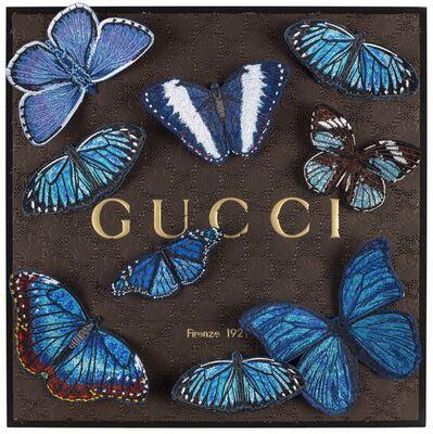 Stephen Wilson, 'Gucci Hues, Blue', 1101