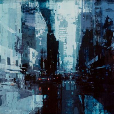 """Jeremy Mann, '""""NYC #34""""', 2016"""