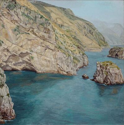 Philip Pearlstein, 'View Toward Positano', 1973