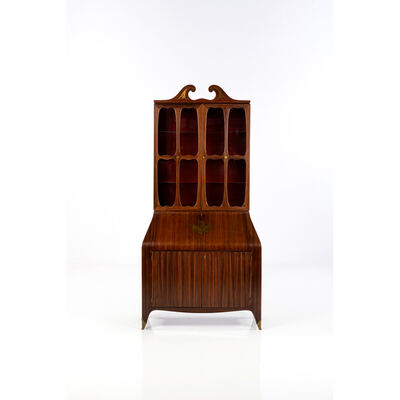 Paolo Buffa, 'Cabinet with writing box', circa 1950