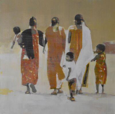 Mark Horst, 'Women Walking #2'