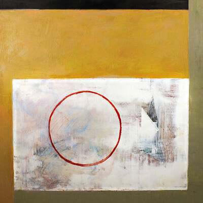 Doug Frohman, 'The Upward Path, Oil, colored graphite on panel', 2014