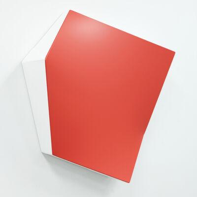 Matthew Hawtin, 'Red Rouge - Torqued Series', 2019