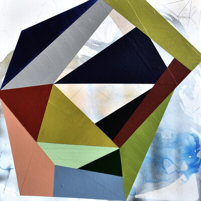 Nichole Gronvold Roller, 'Unwind', 2019
