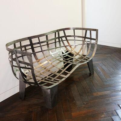 Jacques Jarrige, 'Weaved Sofa', 2014