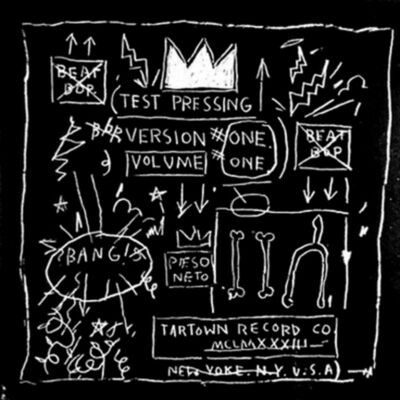 Jean-Michel Basquiat, 'Beat Bop', 2001