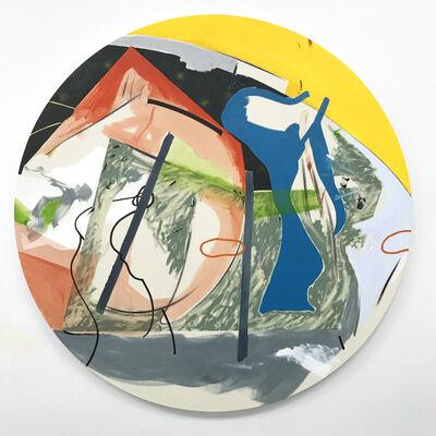 Trevor Kiernander, 'Le dejeuner sur l'herbe', 2021