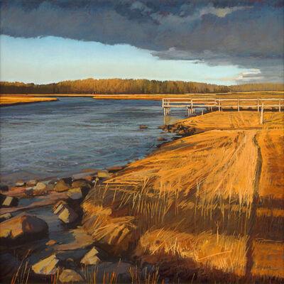 Liz Haywood-Sullivan, 'Riverside Landing', 2008
