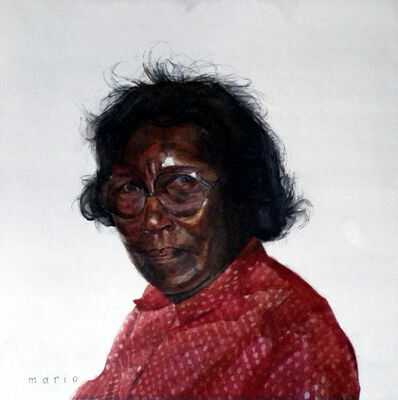 Mario A. Robinson, 'Mrs. Johnson', 2011