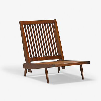 George Nakashima, 'Cushion Chair, New Hope, PA', ca. 1954