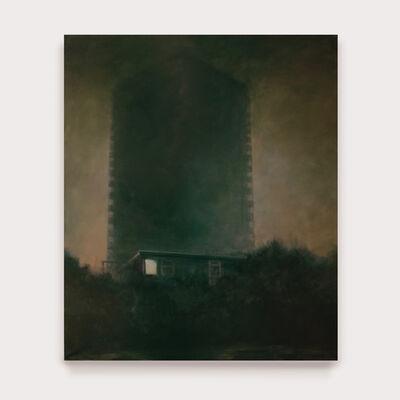 Paul Benney, 'Grenfell Tower (The Sleep of Reason)', ca. 2017