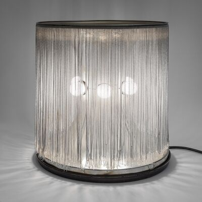 Gianfranco Frattini, 'A table lamp  '597' model', 1961