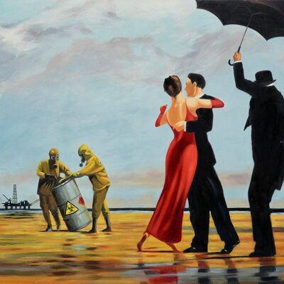 Mason Storm, 'Toxic Beach', 2021
