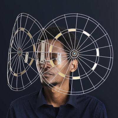 Cyrus Kabiru, 'Macho Nne - American Darts', 2015