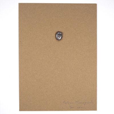 Tatsuo Kawaguchi, 'Relation – One Seed of Lead / Broad Bean ', 1987