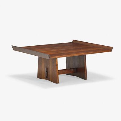 George Nakashima, 'Early Milkhouse table, New Hope, PA', 1954