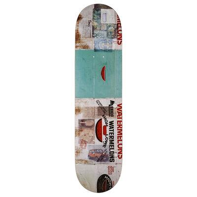 Robert Rauschenberg, 'Watermelon Medley Skateboard Deck', 2017