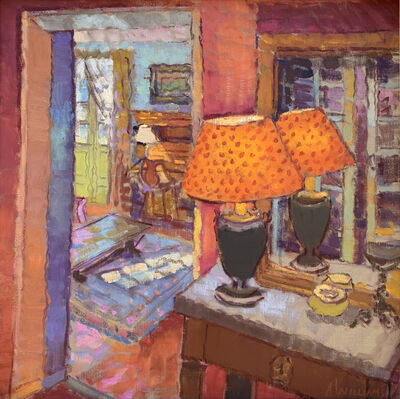 Alice Williams, 'La Couleur de Villa Saint Louis', 2019