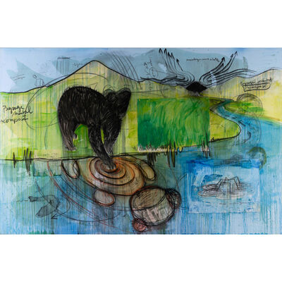 Fabrice Hyber, 'Ted Ours', 2010