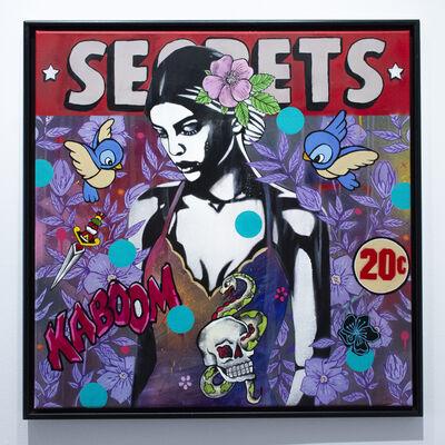 Copyright, 'Secrets', 2019
