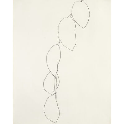 Ellsworth Kelly, 'Lemon Branch', 1964