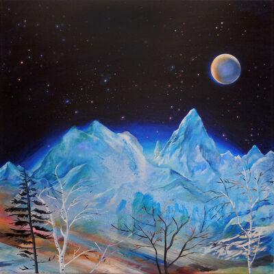 Anne Wölk, 'High Moon', 2017