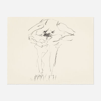 Willem de Kooning, 'Clam Digger, Litho # 3 (from the 9 portfolio)', 1966