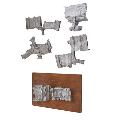 Denis Wagner, 'Group Of Five Door Pulls, USA', 1970s