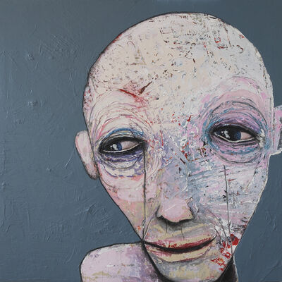 Sylvain Coulombe, 'Vieille Timidité', 2014