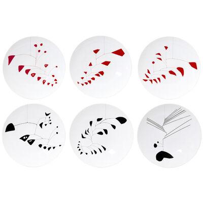Alexander Calder, 'Dinner Plates', 2014