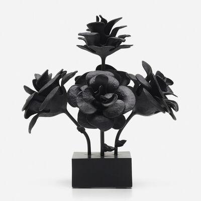 Will Ryman, '60th Street Rose Maquette (black)', 2012