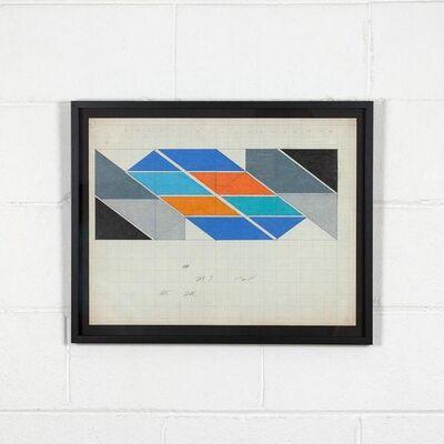 Larry Zox, '(Untitled) Edmonton', 1965