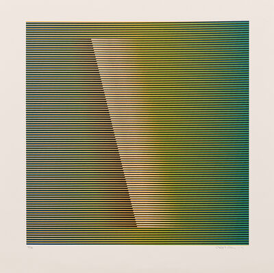 Carlos Cruz-Diez, 'Color Aditivo 2', 2013