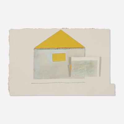 Susan York, 'Golden Mean Study #7 (Pollo Asado)', 1987