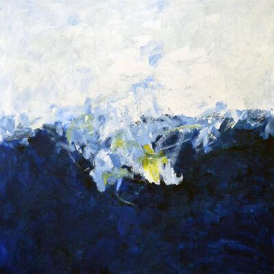 Susan Morosky, 'Indigo Surf'