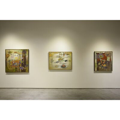 Rick Stevens | Invocations, installation view
