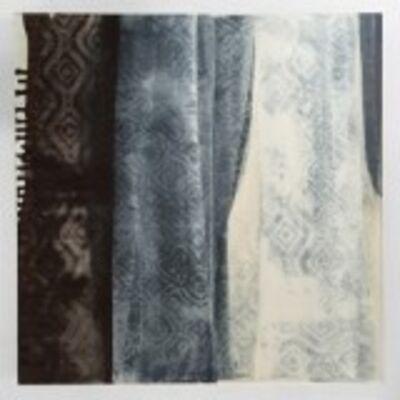 Marcy Rosenblat, 'Grey cover', 2015