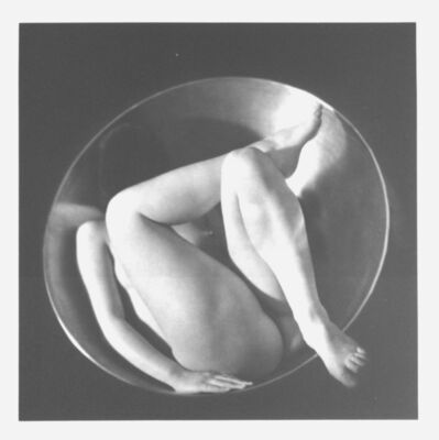Ruth Bernhard, 'In the Circle', 1934-printed 1991
