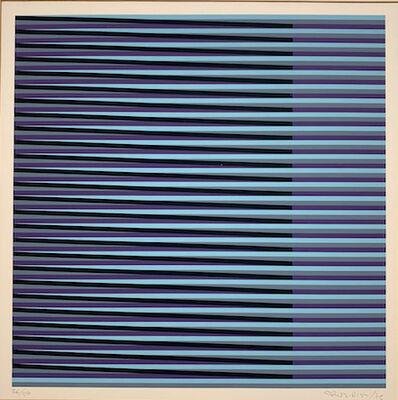 Carlos Cruz-Diez, 'S/t', 1976