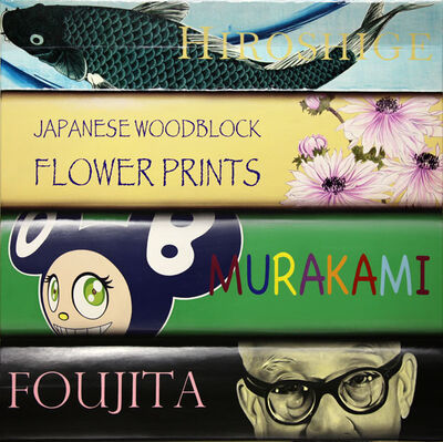 Paul Béliveau, 'Vanitas 11.04.04: Japanese Woodblock', 2011