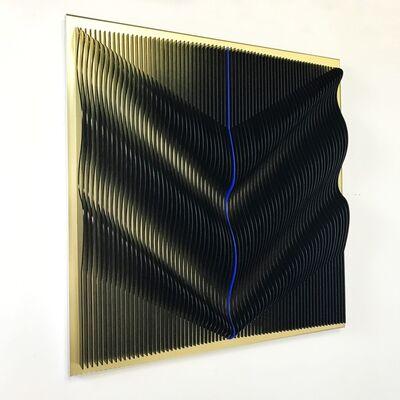 J. Margulis, 'Blue Thread', 2017