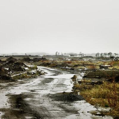 "Denis Rouvre, 'LOW TIDE ""city of Onagawa""', 2012"