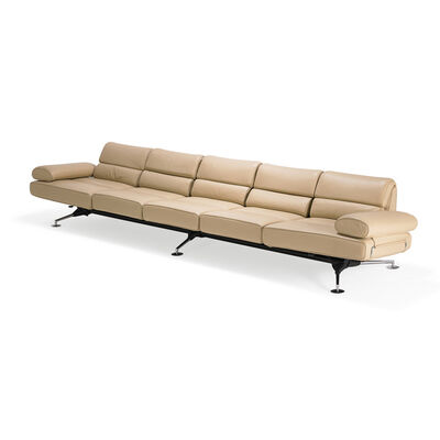 Thomas Althaus, 'Adjustable sofa (DS 470), Switzerland'
