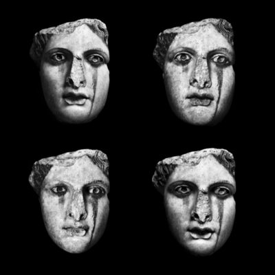 Giorgia Fiorio, 'Female Head Nam 244, Paradeigma C4-1,  Original Edition, scale 1:1', 2012