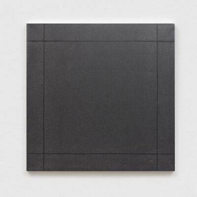 Winfred Gaul, 'Markierungen XXXIII', 1973