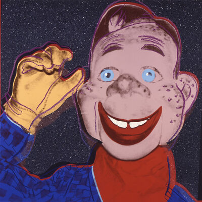 Andy Warhol, 'Howdy Doody ', 1981